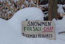 *Let It Snow* / by Dawn Solomon