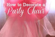 Party planning / by Jessica Neff