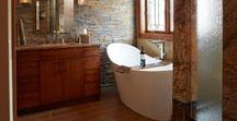 Bathrooms | Midwest Home Magazine / Inspiring decorating ideas for your bathroom. Featuring rooms from Minneapolis, St. Paul, and surrounding cities that are featured in 'Midwest Home' magazine.