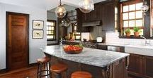 Kitchens | Midwest Home Magazine / Inspiring and beautiful kitchens from 'Midwest Home' magazine.