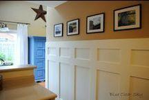 Home Decor - Walls / by Peggie Sue Jackson