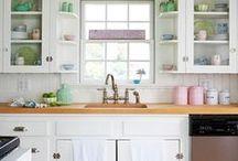 Home Decor - Kitchen / by Peggie Sue Jackson