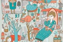 Illustrations / by Anya Blake