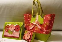 Papercrafts - Stampin Up - Gifts & 3D's / by Peggie Sue Jackson