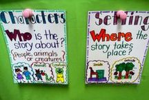 anchor charts / by Tracy Schmidt - Gessert