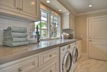 Laundry Room Ideas / by Jonna Craft