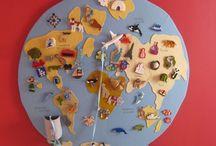 Homeschool Geography / by Jessica Neff