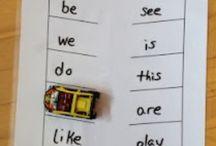 Homeschool Reading Skills / by Jessica Neff