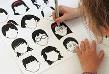 Homeschool Art / by Jessica Neff