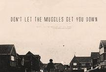 Harry Potter / by Aubrey Keyse