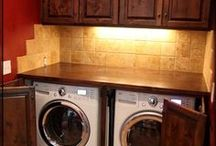 Laundry Rooms / by Winthorpe Design & Build, Inc.