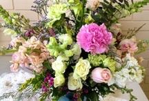 Karen's Floral Designs / A sampling of my work with Nature's best...flowers and foliages...for all occasions.