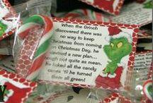 Dr . Seuss Xmas Ideas / by Heather Kopnitsky