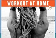Home Gym / Motivation / by Privy Skin Care