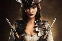Lady Black (Assassin's Creed IV: Black Flag)