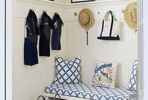 Small Entryway: March Project