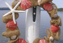 Shells / Decorating/crafts with shells  / by Michelle Mulvehill