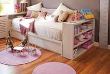 Next Gen Girls' Room / In a few years, we'll need to redo their shared room