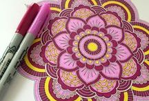 Printable Coloring Pages / I love coloring! Get creative with these printable coloring pages for adults and kids at heart!