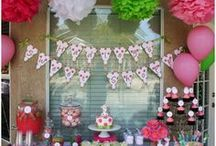 Party Planning / by Wedding Details by Samantha