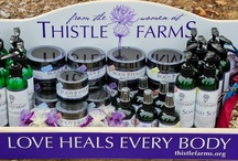 Thistle Farms Bath & Body Care / Bath and body products:    http://store.thistlefarms.org/ / by Thistle Farms