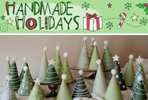 i love Christmas crafts / by Barb Norcross