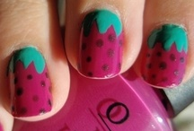 Pretty Pretty Beauty Ideas  / Nail Color, Hair Color & all things Beauty! / by Terrie Baker Bruce