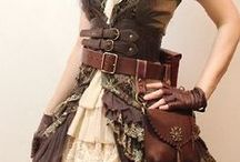 Dressing Up / Costumes I want an excuse to make and wear some day. / by Laura Floyd