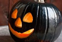 Halloween/Fall / This board consists of Halloween ideas! Decorations, recipes, crafts and more!