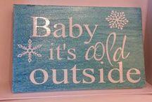 Christmas/Winter / This board consists of everything Christmas! From food to decorating to crafts and more!
