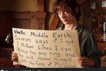 Hobbit Humour