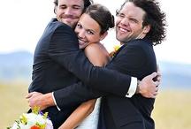 Have ALLLLL the Weddings! / Gah, weddings. / by Kyria Zoe` Kleckner