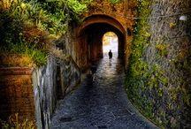 Places: Italia: Campania / by kristin