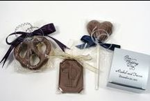 Party Favor Ideas / Here are some of the sweet things we have made for weddings and baby showers over the years