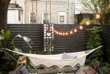 lovely spaces / everything that looks cozy and neat.