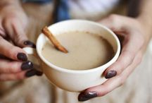 Coffee, tea, & hot chocolate / by AU