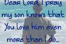 For my son, Aiden...the most unconditional love I've ever known...He saved me... / by Tarah Klesel