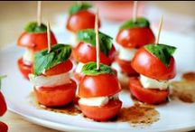 Healthy Entertaining Recipes / All of these recipes are healthy and fun, great for entertaining!!