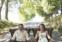 Vintage Rustic Wedding / Bridget & Johns Wedding