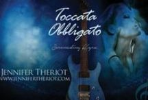 Rocker Romance! Toccata Obbligato ~ Serenading Kyra / The companion novella in the Out of the Box series, Toccata  Obbligato ~Serenading Kyra has been released! You fell in love with Todd O'Malley the pierced, tatted up rock god in the pages of Out of the Box Awakening and Regifted. You know he's brash, sexy, a ladies man and is often mistaken for Adam Levine. This novella is from his POV....see what makes him tick and meet the woman who won his heart.