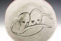 ceramics / by Flora Deborah