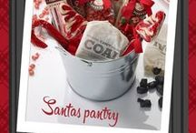 Santa's Pantry / Dear Santa, gourmet treats like chocolates will sweeten the season. Share your holiday cravings + pin your wish list for a chance to win a $1000 shopping spree! Here's how:  1) Follow Bon-Ton on Pinterest.  2) Create board of your holiday wishes.  3) Visit our holiday boards for inspiration.  4) Re-pin at least 3 of your favorite gifts from Bon-Ton. 5) Submit a link to your pin here: http://www.bonton.com/8weeksofwishes  6) Cross your fingers! #8WeeksofWishes / by Bon-Ton