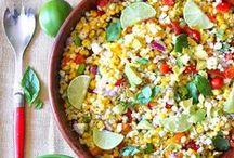 Food | Salads / Salad Recipes