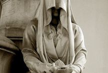Statues / Statues/sculptures