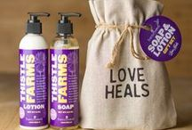 Bath, Body, & Home / All natural products, as good for the earth as they are for you. / by Thistle Farms