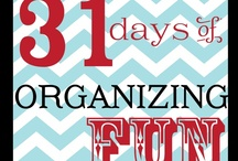 Organize it! / Ways to organize and make my home fabulous. / by Linda Smik