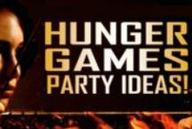 Party! Hunger Games / Program/Party ideas for the Hunger Games / by Linda Smik