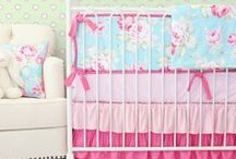 Pink & Aqua Nursery / by Caden Lane