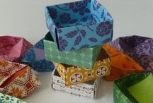 Origami and Papercrafts