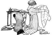 Sewing, etc. / by Cheri Kothenbeutel